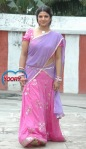 hot rambha navel transparent saree 21